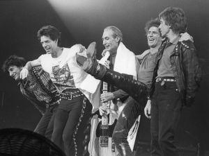 Ролинг стоунс 1989 Атлантик сити